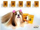 DoggyDolly PS001 Silk Coat Fellpflege für Hunde 5er Set