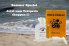 Sommer Special - DoggyDolly SILK COAT Fellpflege für Hunde PS001