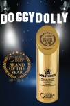 DOGGYDOLLY - BRAND OF THE YEAR 2017-2018