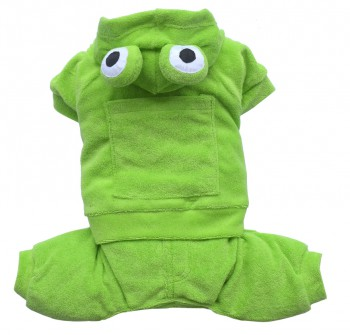 DoggyDolly DRF004 Frosch-Kostüm für Hunde - S