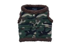 DoggyDolly DCL049 Softgeschirr für Hunde camouflage