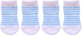 DoggyDolly SO001 Hundesocken rosa-blau - XL