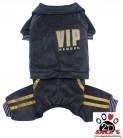 Vorführmodell - DoggyDolly Hundejogging VIP schwarz DRF010