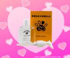 Valentinstag - DoggyDolly SILK COAT Fellpflege für Hunde PS001