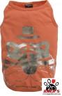 Vorführmodell - DoggyDolly Hundeshirt Tiger orange T483