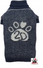 Vorführmodell - DoggyDolly Hundepullover Jeans-Look W353