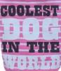 DoggyDolly T281 Hundeshirt gestreift rosa