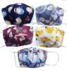 DoggyDolly Mundbedeckung aus Baumwolle - Gesichtsmaske bunter Mix 5er Set