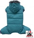 Vorführmodell - DoggyDolly BIGDOG Hunde-Schneeanzug BD209