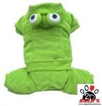 Vorführmodell - DoggyDolly Hundekostüm Frosch grün DRF004