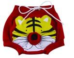 DoggyDolly DSR035 Schutzhöschen Tiger rot