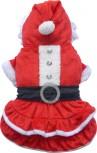 DoggyDolly ST002 Weihnachtskleid für Hunde - M