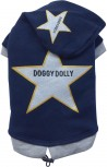 DoggyDolly W203 Hundepullover silberner Stern